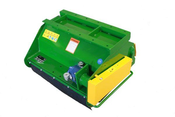 Carli - TRINCIA con motore idraulico 118E - FLAILMOWER with hydraulic motor 118E